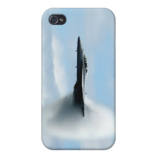 A Sonic Boom iPhone 4/4S Case