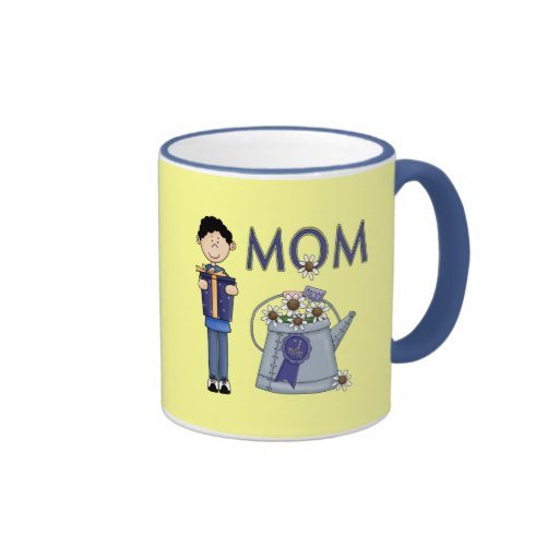 A Sons Wish For Mum Coffee Mugs