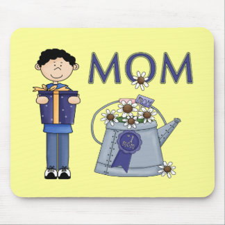 A Sons Wish For Mum Mouse Pad