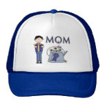 A Sons Wish For Mum Trucker Hat