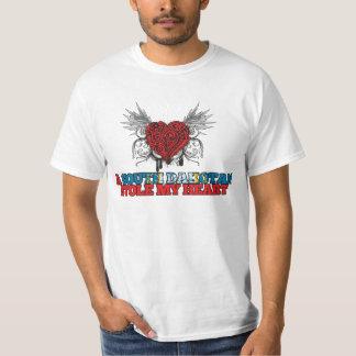A South Dakotan Stole my Heart T-Shirt