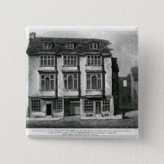 A South View of the Falcon Tavern Button