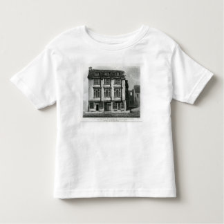 A South View of the Falcon Tavern Toddler T-shirt