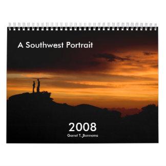 A Southwest Portrait Calendar