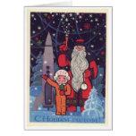 A Soviet Christmas Card