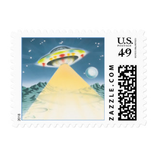 A Space Odyssey © Postage Stamps
