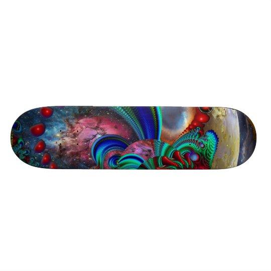 A Space Odyssey Skateboard