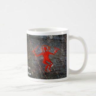 A Spaceman Mug