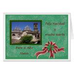 A Spanish Christmas Card Feliz Navidad