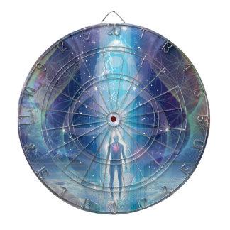 """A Spark of the Creator"" - Trinity Dart Boards"