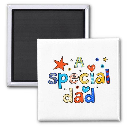 A Special Dad Magnet