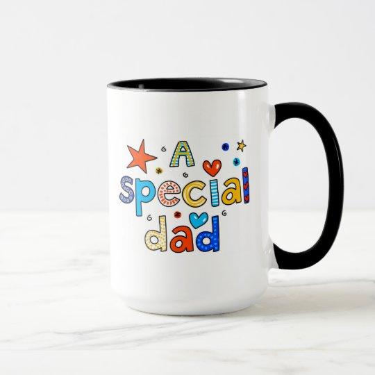 A Special Dad Mug