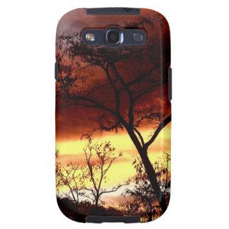 A special Evening Samsung Galaxy SIII Case