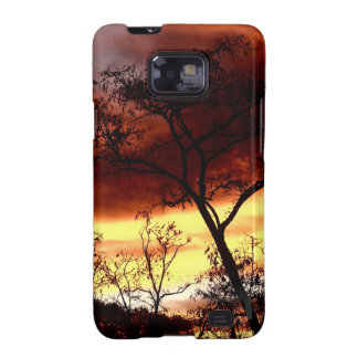 A special Evening Galaxy S2 Covers