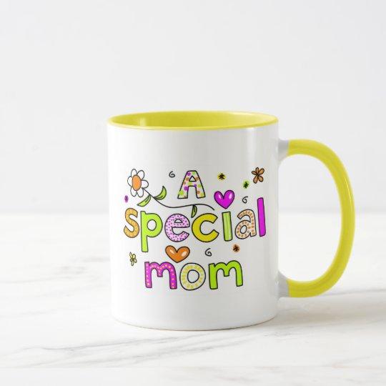 A Special Mom Mug