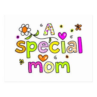 A Special Mom Postcard