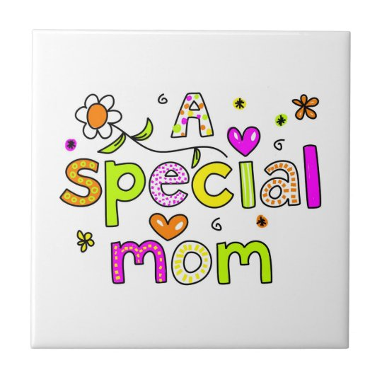 A Special Mom Tile