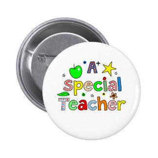 A Special Teacher Button
