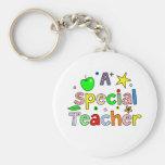 A Special Teacher Keychains