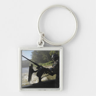 A Special Warfare Combatant-craft Crewman Keychain
