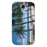 A Spectacular Ocean Beach View 3G/3GS  Samsung Galaxy S4 Case