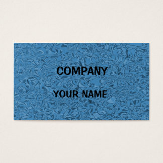 A spectacular ready to customize business card