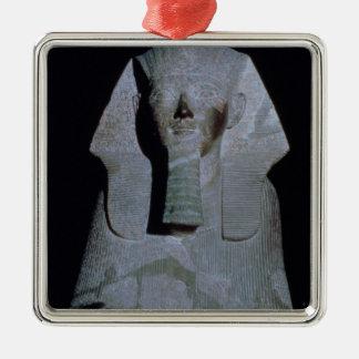A Sphinx of Queen Hatshepsut Metal Ornament