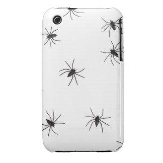 A Spiders flock (pattern) cartoon iPhone 3 Case-Mate Case