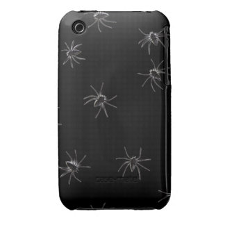 A Spiders flock (pattern) cartoon iPhone 3 Cover