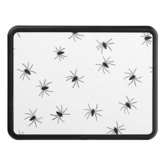 A Spiders flock (pattern) cartoon Tow Hitch Cover
