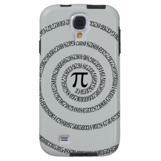 A sPIral for Pi Click Customize Change Grey Color Galaxy S4 Case