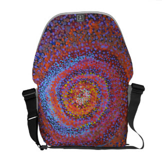 A spiral vortex - Abstract bag