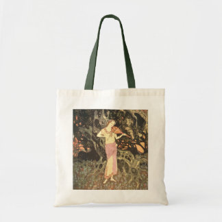 A Spirit-Like Being Posters Tote Bags