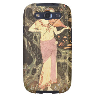 A Spirit-Like Being Posters Galaxy SIII Case