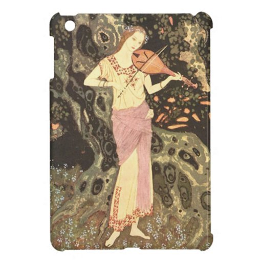 A Spirit-Like Being Posters Case For The iPad Mini