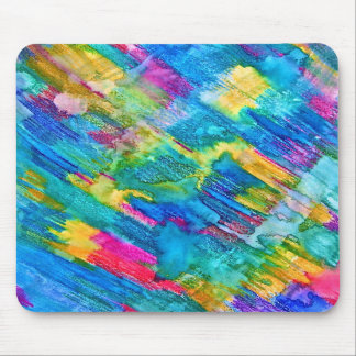 A Splash of Color Mousepads