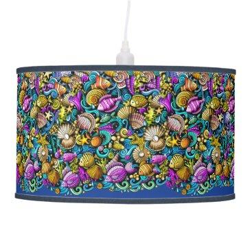 A Splash of Nautical Beach Light Up Your Life Lamp