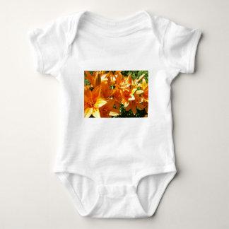 A Splash of Orange Baby Bodysuit