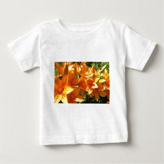 A Splash of Orange Baby T-Shirt