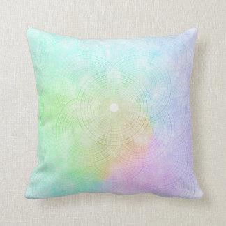 A Splash of Pastel Pillow