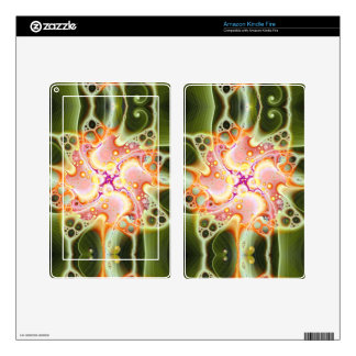 A Splotch of Fairy Magic V 3  Tablet Skin Skins For Kindle Fire