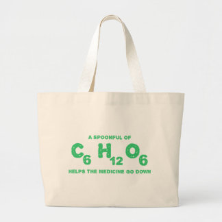 A Spoonful of C6H12O6 Helps the Medicine Go Down Bag