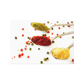 A Spoonful of Spice Canvas