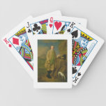A Sportsman, 1752 (oil on canvas) Bicycle Playing Cards