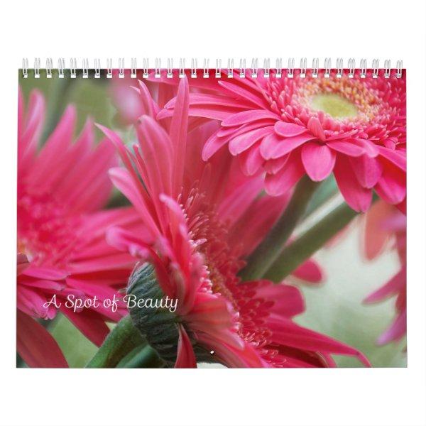A Spot of Beauty Calendar