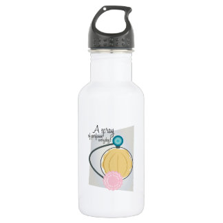 A Spray Of Perfume Everday! 18oz Water Bottle