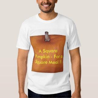 A Square Pumpkin T-shirt
