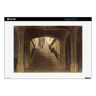 A Staircase, Windsor Castle, from 'Royal Residence Skin For Laptop