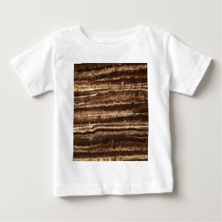 A stalagmite under the microscope baby T-Shirt