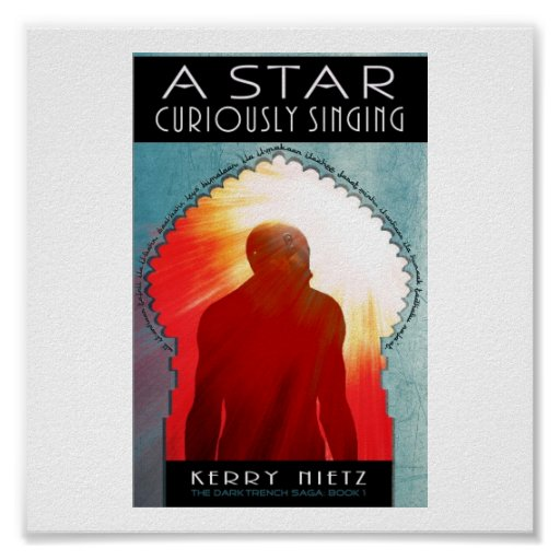 A Star Curiously Singing Poster